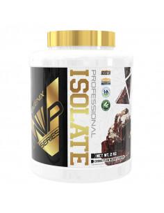 Profesional isolate IO GENIX vous apporte 92% de protéines isolac pour augmenter votre prise de muscle