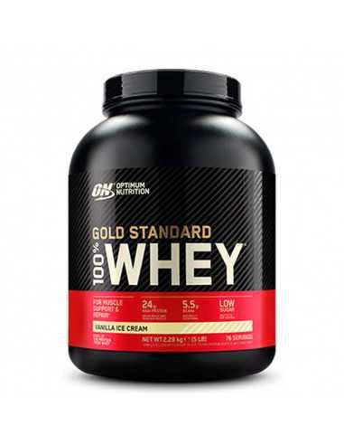 gold standard whey est la whey protein la plus vendue au monde de la marque optimum nutrition