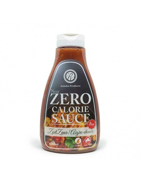 sauce rabeko sauce zero calorie pour régime et pour perdre du poids