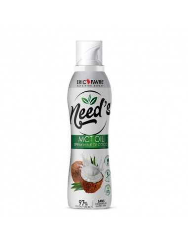 mct oil spray huile de coco eric favre
