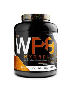 whey labelisée carbelac de starlabs nutrition WP8