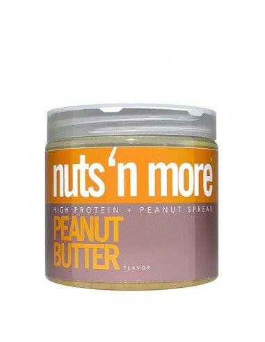 beurre de cacahuètes protéinée