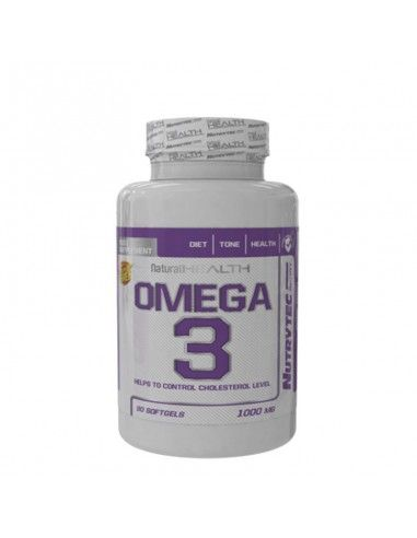 les oméga 3 natural healt vous apporte des acides gras essentiels pour votre système cardiovasculaire et votre santé