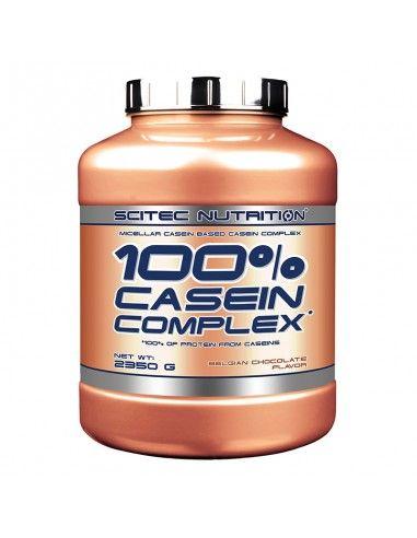 une protéine à diffusion lente de la marque scitec nutrition, idéale au coucher ou en collation