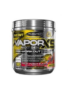 vapor x5 de muscletech est un booster puissant pour augmenter votre énergie et réduire votre fatigue