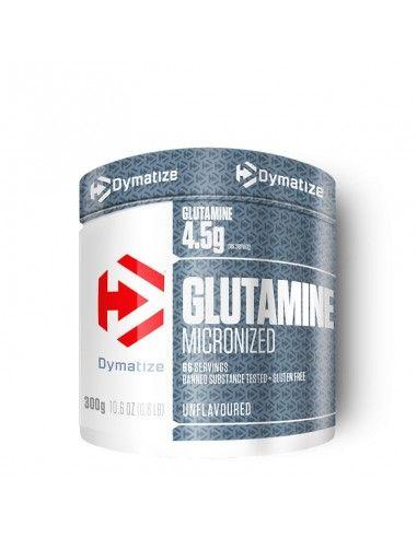 glutamine micronisée dymatize pour améliorer votre masse musculaire