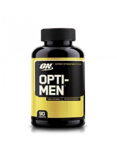 Opti Men permet de retrouver la forme et de booster vos niveaux d'énergie.