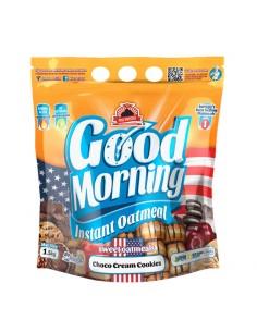 good morning de max protein est de la poudre d'avoine