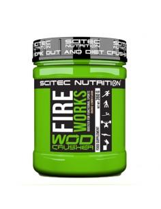 pré-workout scitec nutrition pour vous donner de l'énergie pour vos séances de musculation