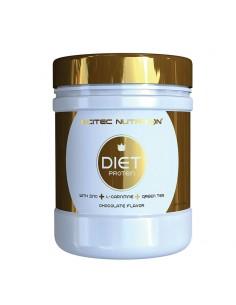 Diet Protein est une boisson protéinée pour femme dans le but de perdre du poids et d'optimiser le maintien de la masse musculai