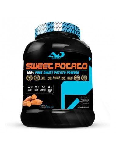 sweet potato addict sport nutrition est une farine de patate de douce