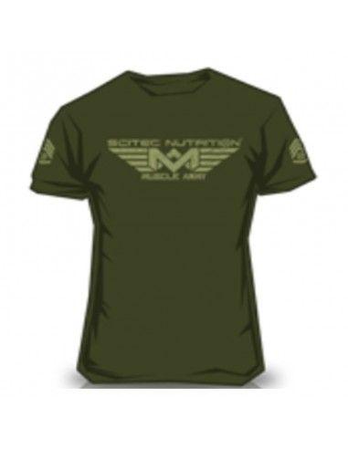 t-shirt scitec nutrition