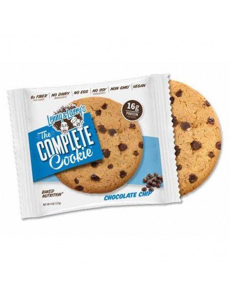 complete cookies lenny's and larry sont de délicieux cookies protéinés pour vos collations