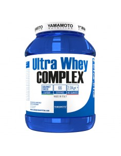 Ultra Whey COMPLEX est une protéine de la marque yamamoto nutrition, c'est une protéine de qualité premium pour la construction