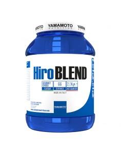 Hiro Blend est une protéine de lactosérum idéale pour la construction et le maintien de la masse musculaire