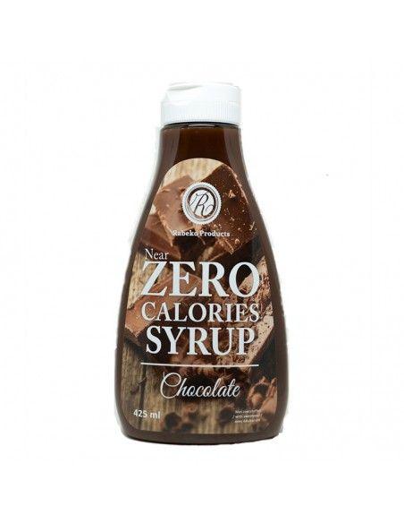 sirop rabeko sirop zero calorie pour régime et pour perdre du poids