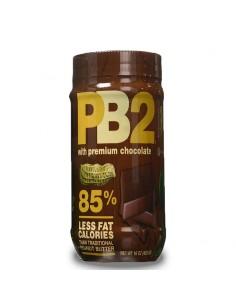 pb2 est une poudre protéinée au beurre de cacahuètes