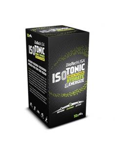 isotonic biotech usa est une boisson isotonique pour les sports d'endurance