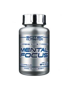 Mental Focus scitec nutrition