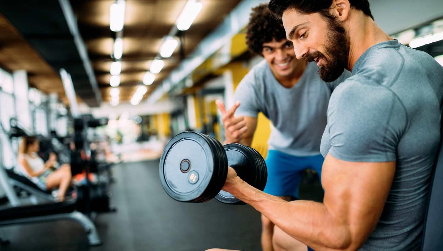 exercice de musculation débutant