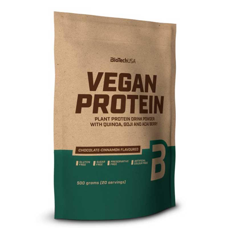 protéines vegan