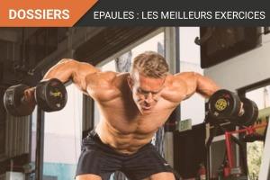 Les meilleurs exercices d'épaules en musculation