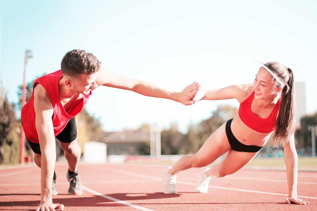 Top 5 Des Exercices De Gainage Au Poids Du Corps Dravel Nutrition Dravel
